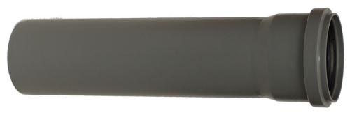 HTEM trubka DN   75 x 1000 mm