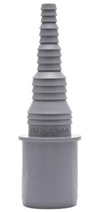 Koncovka pro připojení hadice - přímá DN 32/25,19,13,10,8 mm