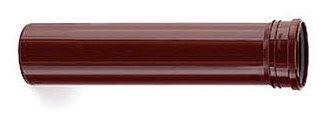 Okapová trubka DN 110 /   500 mm    - hnědá