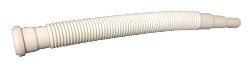 FLEXI prodlužovací kus 50x 500 mm s redukcí 50/40/32 - bílá