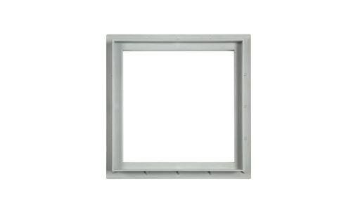 Rám PP pro rošt nebo poklop   DN 550 x 550 mm