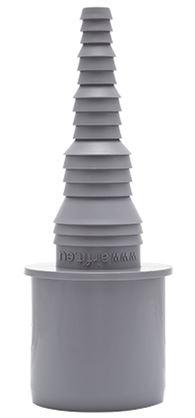 Koncovka pro připojení hadice - přímá DN 40/25,19,13,10,8 mm